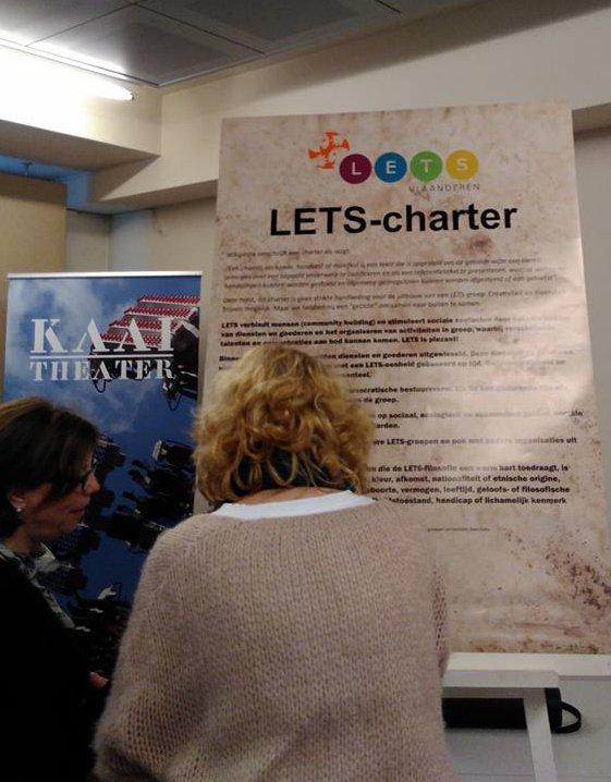 ondertekening van het LETS charter